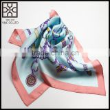 2015 High Quality Silk Printed Kerchief sacrf
