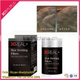 Instantly Hair Thickening Fibers Best Hair Fibers REAL PLUS Hair Loss Concealer Growth Fiber