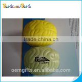 High Quality Brain Shaped Stress Balls for Custom