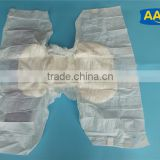 China made wholesales price leak guard protection fluff pulp fabric disposable adult diapers