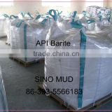 Drilling Fluids Weighting Material API Barite 4.2 for oilfield mining hdd water well