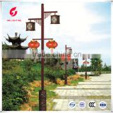 Lanterns decorative antique LED garden lights for outdoor lighting                                                                         Quality Choice