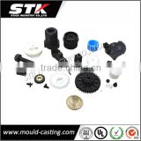 Furniture plastic small components and knobs