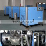 37kw~250KW single screw water cooled AC electric stationary Oil Free oil-less rotary Screw type Air Compressor