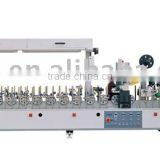 Automatic profile wrapping machine