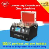 TBK factory 2016 New bubble wrap laminating lcd air bubble film machine
