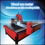 Dwin cnc advertising machine plastic board laser cutting machine cheap cnc router for sale