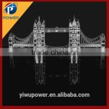 Tower Bridge diy building 3d puzzle metal toy