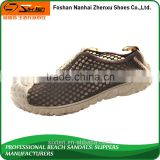 Wholesale men slip-on sneakers mesh casual shoes rubber sole ST-18
