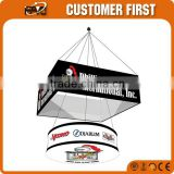 Good Quality Hot Sell Circle Hanging Banner from Ceiling for Trade Show or Exhibition or Event