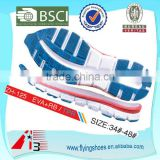 china EVA sole forming shoes outsole factory