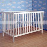ajustable wooden baby playpen EN716-1/2 approved FSC