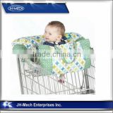 Ebay hot sale green dot baby seat shopping cart cover, baby care products