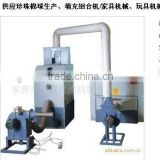 Hot sell conjugate hollow siliconized polyester fibre ball machine
