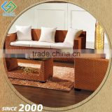 Wholesale Price Poly Rattan Royal Cheers Furniture Recliner Sofa