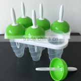 Ice Cream shape plastic ice tray ice mould for DIY ice-making