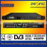 NDS356xH DVB-S2 HD IRD with BISS and dual audio and dolby digital 5.1