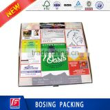 "Wholesale Custom Printed Cheap High Quality 8""/10""/12""/13"" Pizza Box"