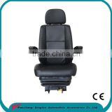 China Qinglin YQ30 movable height adjustable back adjustable deluxe air suspension seat for truck