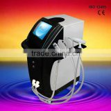 2014 Hot Selling Multifunction Beauty Equipment Laser Freckle Removal Therapeutic Ultrasonic Beauty Set Of Weights Apparatus No Pain