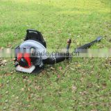 High Quality Backpack gasoline engine Leaf blower and air blower