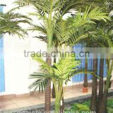 artificial green bonsai [PZ-06]( tropical rainforest / Jungle tree sale of Este )