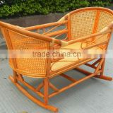Portable baby cradle crib baby swing bed made of rattan for new born baby bed BF09-80000