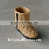 3.5 inch ceramic mini craft shoes