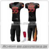 american youth team wholesale custom football jersey