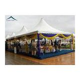Spacious Garden Party Canopy Wedding Canopy Tent  Aluminium Structure