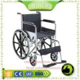 BDWC101 Steel foldable Economic cheapest wheelchair