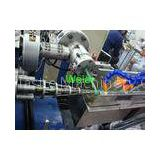 Two Layers Co-Extrusion Plastic Pipe Production Line , PVC Pipe Making Machine