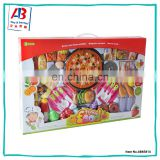 2017 Hot Sale Kitchen Toy Kids Play Kitchen For Kids Pretend Toys Food