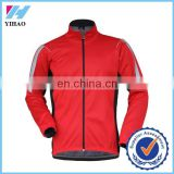 Yihao Trade Assurance 2015 Winter Men's Cycling bike jacket mountain bike Jersey Outdoor Sport Wear Windproof