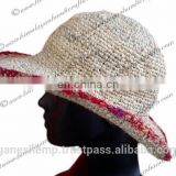 Wire Brim Hat HCWB 0007