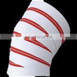 Weightlifting Knee Wraps | Heavy Duty Elastic Knee Wraps