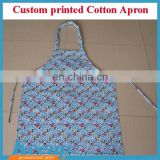 Wholesale Personalized colorful women kitchen long Aprons