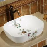 ​ sanitary ware easy clean cheap exquisite bathroom basin