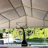 18x35m Liri Tent Structure for Basketball Court Cover