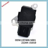 BAIXINDE High Standard Air Flow meter OEM 2220431010 22204-31010 197400-5001 ta Mass Air Flow Sensor