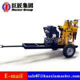 XYX-130 Wheeled Hydraulic Rotary Drilling Rig inspection holes for various concrete structures