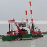 New built 5000m3 24inch Cutter Suction Dredger hot sale with low price