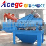 Mining sand gravel dewater vibrating screen machine