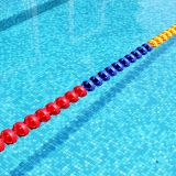 China supplier anti-hurt swimming pool floating lane line rope