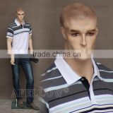 Wholesale Engraving Head Full Body Realist Muscle Male Mannequin Cheap Dummy Fiberglass Man Mannequin WEN1