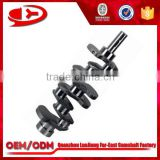 crankshaft for 4D56/4D56T engine parts