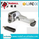 RD-1908 Bar Code Reader Handheld 120 times/sec Manual/Automatic wireless barcode data collector