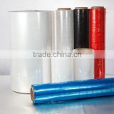 Strong Hand and Machine using PE STRETCH FILM