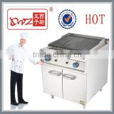 Hot Sale Gas Lave Cooker with Cbinet