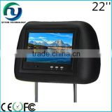 7-22 Inch Lcd Cab Car Taxi Headrest Advertising Screen                                                                         Quality Choice